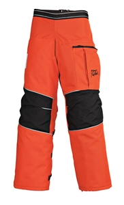 Pro Mark 9 Layer Wrap Chaps - Orange