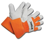Stihl Work Gloves - Heavy Duty