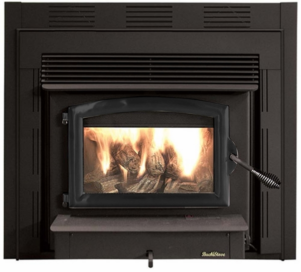 Distance From Fireplace To Rug: Buck Model 74-Zero Clearance Non-Catalytic Wood Heater