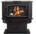 High Valley Model 1500 Catalytic Wood Burning Heater