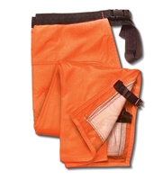 Performance 6 Layer Apron Chaps - Orange