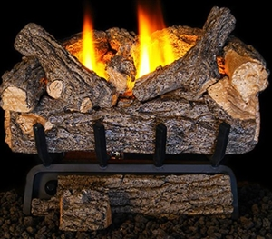 Valley Oak Vent-Free Gas Log Set