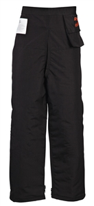 Woodcutter 6 Layer Zip Chaps - Black