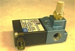 21667 VALVE, SOLENOID, 24VDC, 3 WAY, MAC