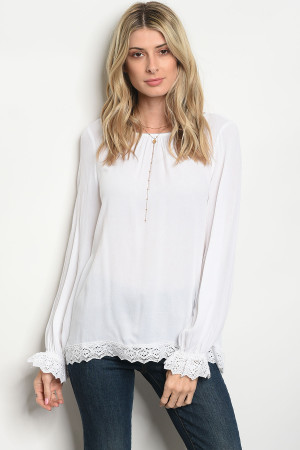 S10-2-3-T12685 OFF WHITE TOP 2-2-2