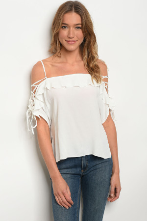 S3-7-5-NA-T0461 OFF WHITE TOP 2-2-2