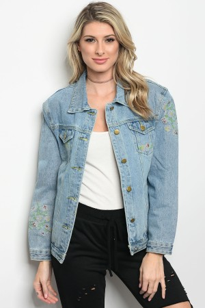S2-10-2-J117 DENIM BLUE JACKET 1-1-1-1-1