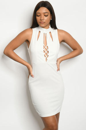 104-4-2-D7002 OFF WHITE DRESS 2-2-2