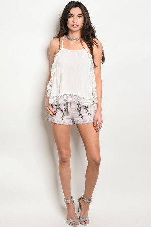 S6-3-2-S287 LILAC SHORTS 3-2-1