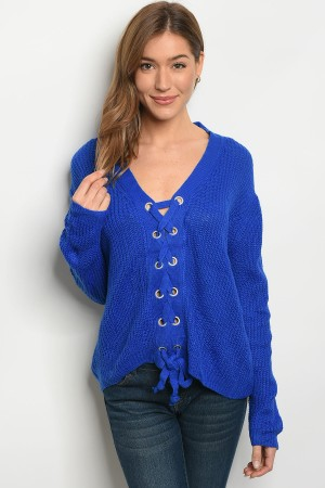 S3-5-3-S1708 ROYAL LIGHT SPRING KNIT SWEATER 3-3