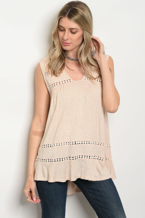 240-1-3-T1286 LIGHT PEACH TOP 2-3