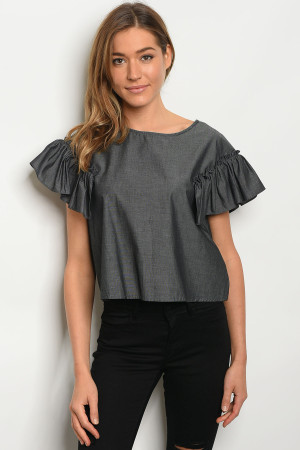 S13-2-2-T3138 CHARCOAL TOP 2-2-2