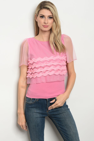 C69-B-4-T3265 PINK TOP 2-2-2