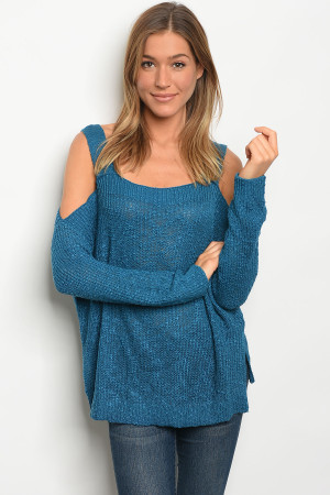 111-6-1-NA-T61701 TURQUOISE TOP 4-2