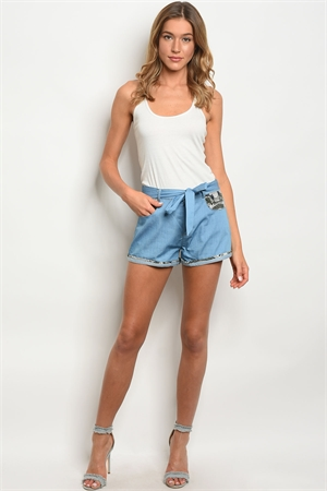 S16-6-5-S81312 BLUE SHORTS 2-2-2