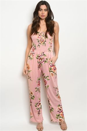135-3-3-J51452 BLUSH FLORAL JUMPSUIT 2-2
