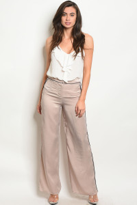 S13-10-2-P15656 TAUPE PANTS 3-2-1