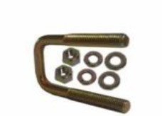 Square Bend U-Bolt 2