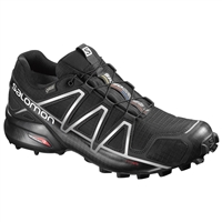 SALOMON SPEEDCROSS 4 GTX BLACK/BLACK/SI