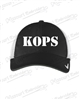 KOPS BLACK & WHITE FITTED NIKE HAT