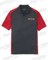 CRSA COLORBLOCK SPORT-WICK POLO