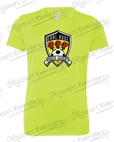 CRSA PERFORMANCE SHORT SLEEVE T-SHIRT