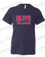 Elite Baseball-Navy
