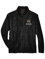PROBATION & PAROLE FULL ZIP UNISEX FLEECE JACKET