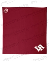 POMCATS STADIUM FLEECE BLANKET