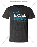 EXCEL DENTAL SOFT STYLE UNISEX T-SHIRT