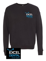 EXCEL DENTAL SOFT STYLE UNISEX SWEATSHIRT
