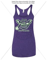 AC FURY PURPLE RUSH TANK