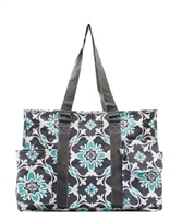 SMALL ALL PURPOSE TOTE- QUATRO VINE