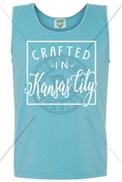 CRAFTED IN KANSAS CITY TANK- LAGOON