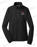 POMCATS LADIES BLACK FLEECE