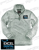 EXCEL DENTAL SMOKEY GREY SHERPA