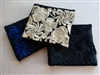 Velvet Embroidered Floral Pouch - Guatemala