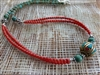 Anapurna Tibetan Necklace - Nepal