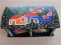 Dia de Los Palmas Decorative Box - El Salvador