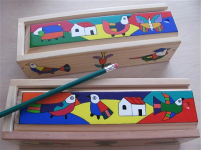 La Palma Pencil Box - El Salvador