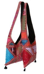 Indian Patchwork Bag - India