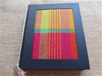 Sri Lankan Handloomed Notebook