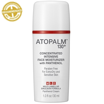 Atopalm 130+ Concentrated Intensive Facial Moisturizer with Panthenol