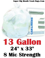 13 Gallon Trash Bags