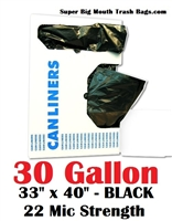 30 Gallon Trash Bags