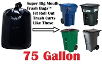 75 Gallon Trash Bags