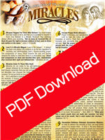 9 Important Truths About Miracles - Joshua Mills (Digital PDF Download)