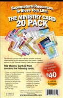 The Ministry Card Collection: 20 Pack - Joshua Mills (Ministry Card)