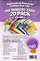 The Ministry Card Collection: 20 Pack (Volume Two) - Joshua Mills