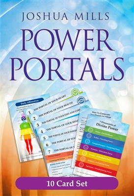 Power Portals 10-Card Set - Joshua Mills